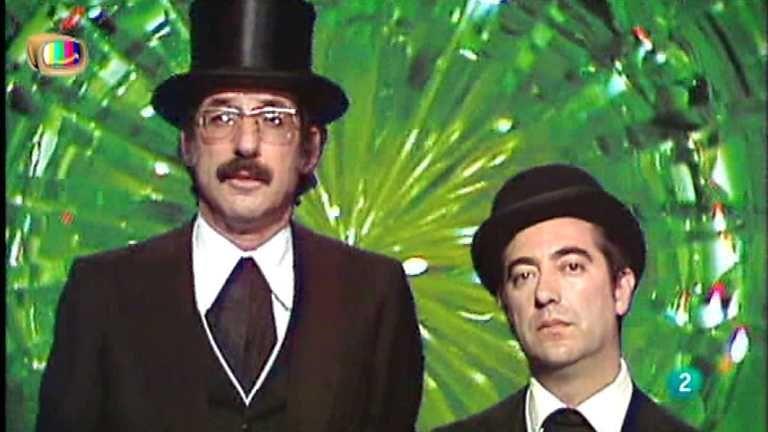Tip y Coll, ¿pero quién es Luis y quién es José Luis?
