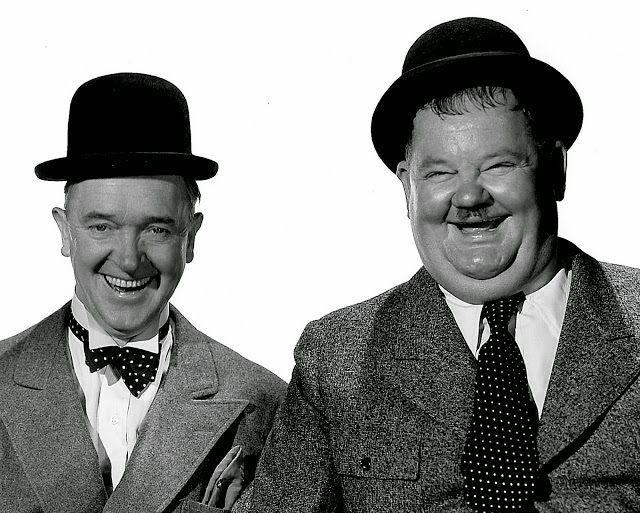 El Gordo y el Flaco, ¿pero quién es Stan Laurel y quién es Oliver Hardy, (sus nombres reales)?
