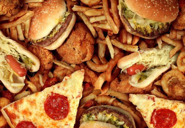 Escoge una comida