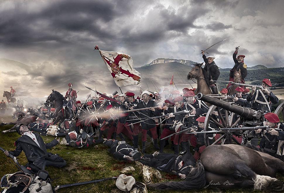 ¿Cuál de estos generales no participó en las Guerras Carlistas?
