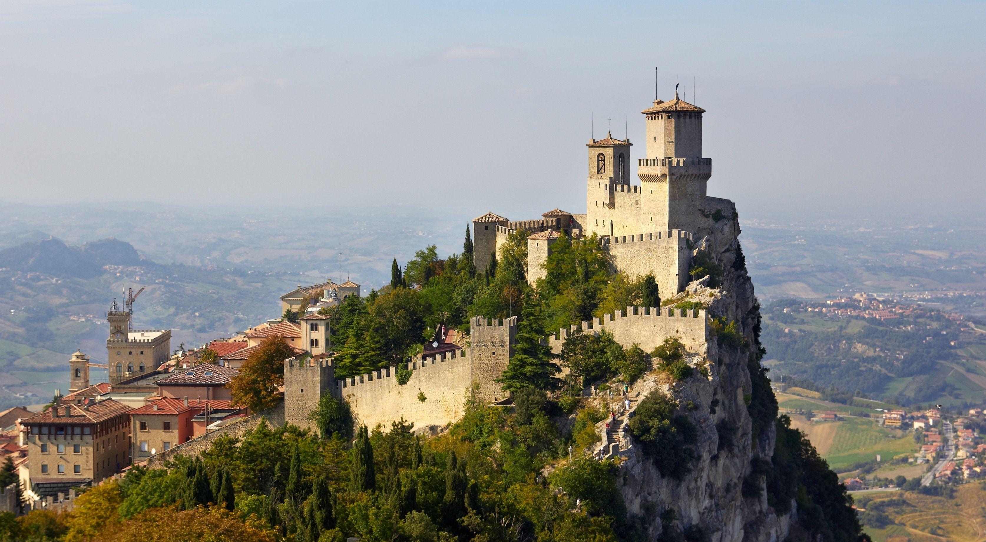 ¿De quién se independizó la República de San Marino?