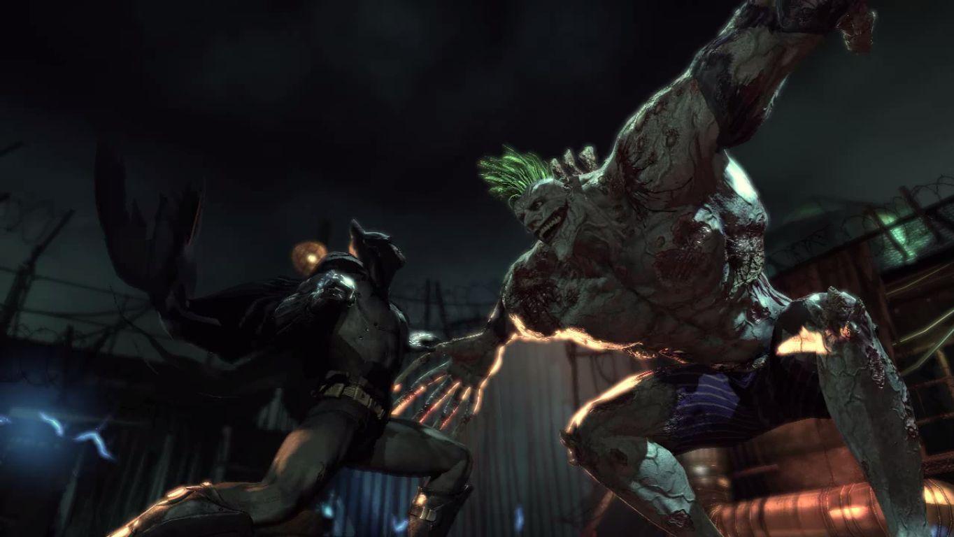 ¿Cómo derrotó Batman al Joker versión titán al final de Arkham Asylum?