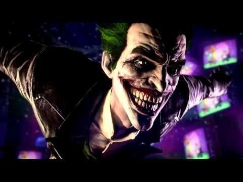 Para los más expertos, ¿qué canción canta el Joker en los créditos de Arkham City?