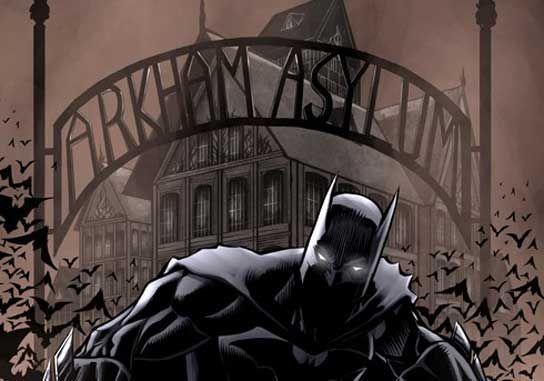¿Y quién se encargó del guión de todas las entregas excepto de Arkham Knight?