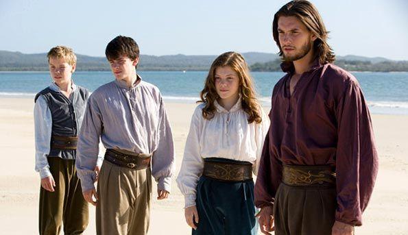 11848 - Personajes de Narnia (Difícil)