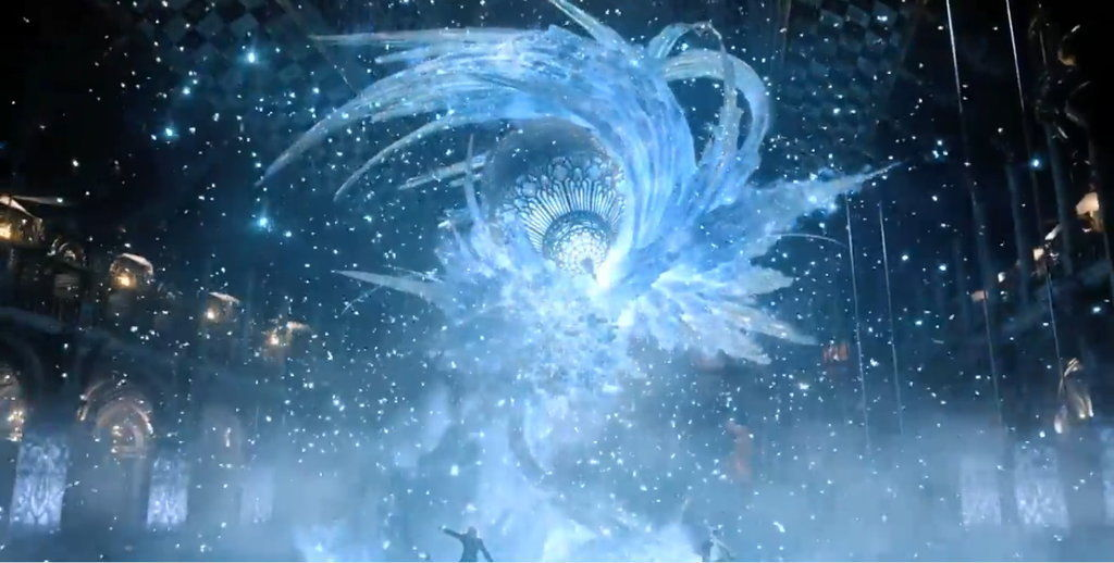 ¿Cuál es el primer área jugable que se visita en Lightning Returns?