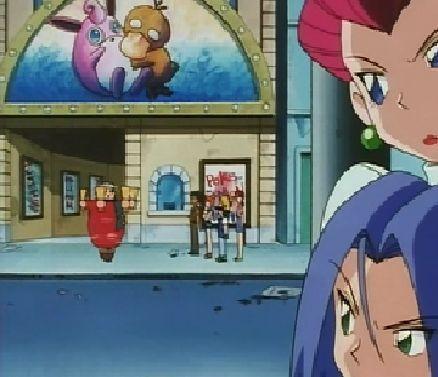 ¿Qué lugar de la vida real apareció en el anime?