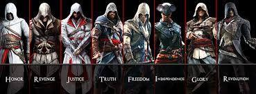 11797 - Quiz de la saga Assassin's Creed ¿Eres miembro de la hermandad?