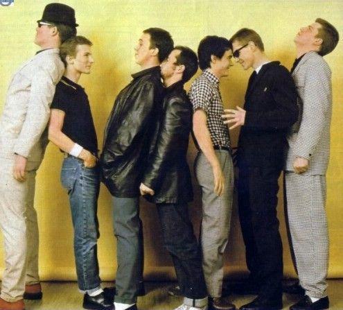 11902 - ¿A qué miembro de la banda Madness te pareces?