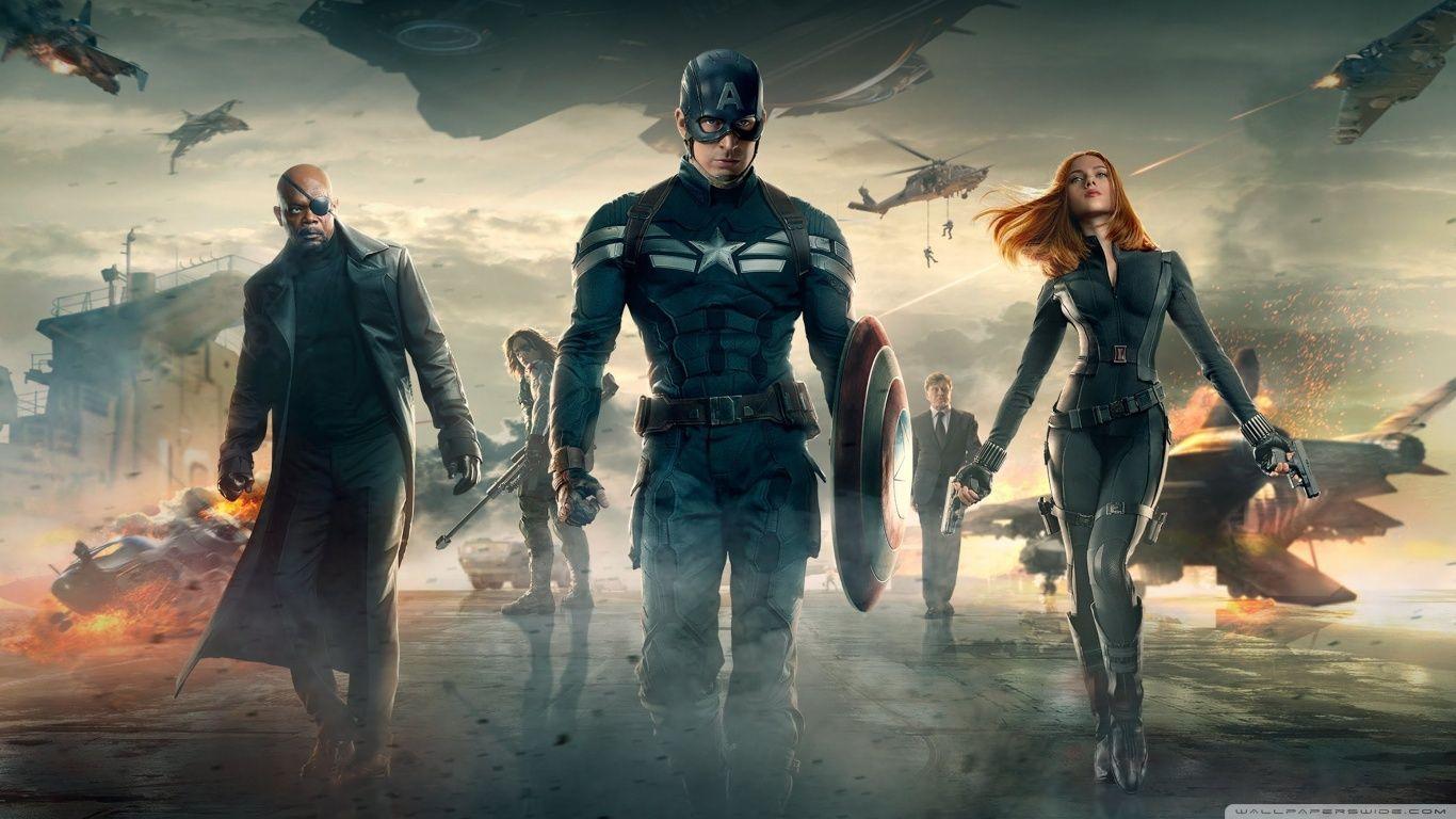 11950 - ¿Sabrías reconocer a estos personajes de Capitán América?
