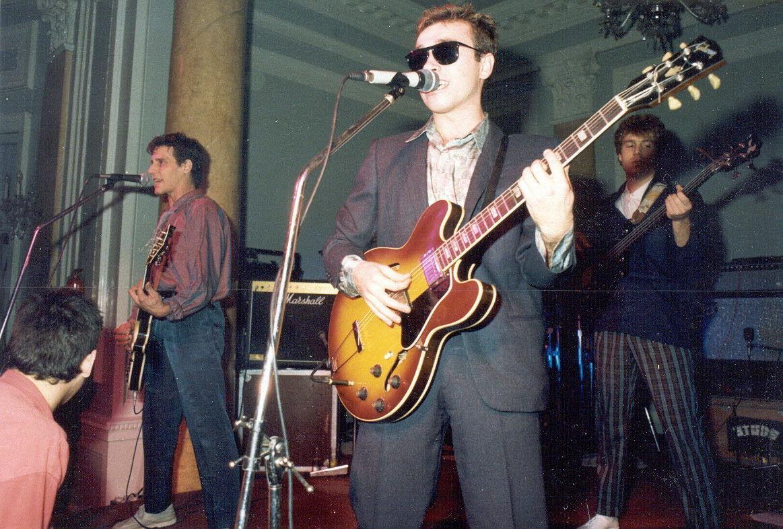 1980-La chica de ayer - Nacha pop: