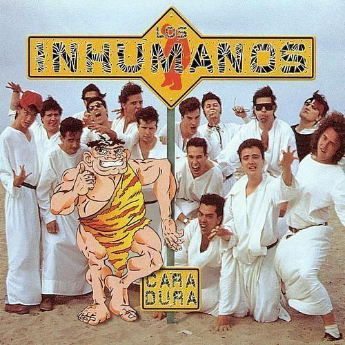 1988-Me duela la cara de ser tan guapo -  Los inhumanos: