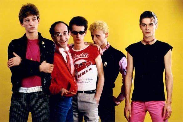 1980-Enamorado de la moda juvenil-Radio Futura: