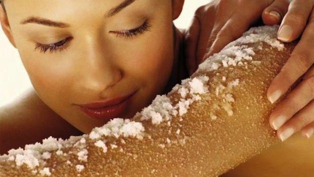 ¿Cada cuánto utilizas exfoliantes en cara y cuerpo?