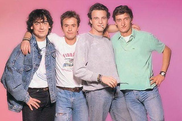 1985-Devuélveme a mi chica - Hombres G:
