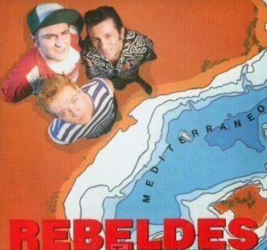 1988-Mediterráneo - Los Rebeldes: