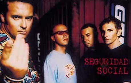 1991-Chiquilla - Seguridad social: