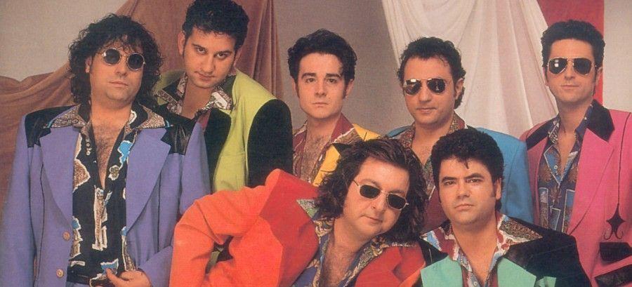 1992-Amigos para siempre - Los Manolos:
