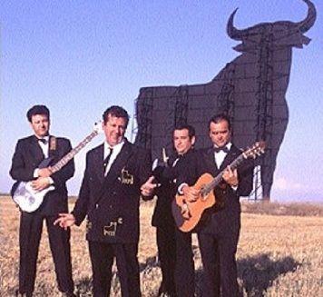 1997-El toro y la luna - Los Centellas: