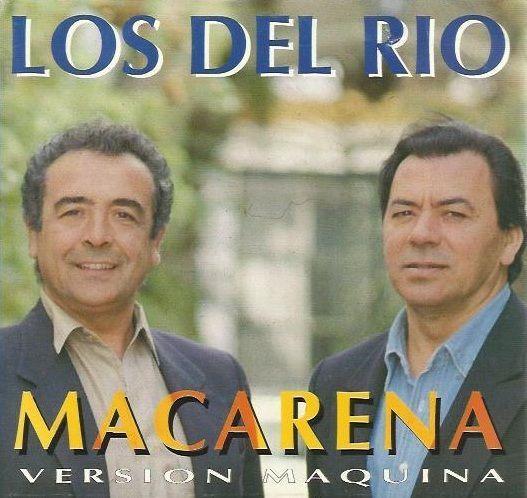 1993-Macarena - Los del Río: