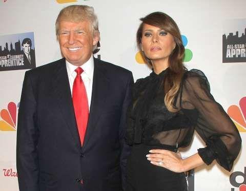 ¿Es la hija o la pareja de Donald Trump?