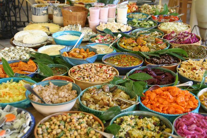 12031 - ¿Conoces estas comidas Latinoamericanas?
