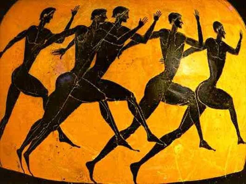 ¿Consiguen los romanos alguna palma, en Asterix y los juegos Olimpicos?