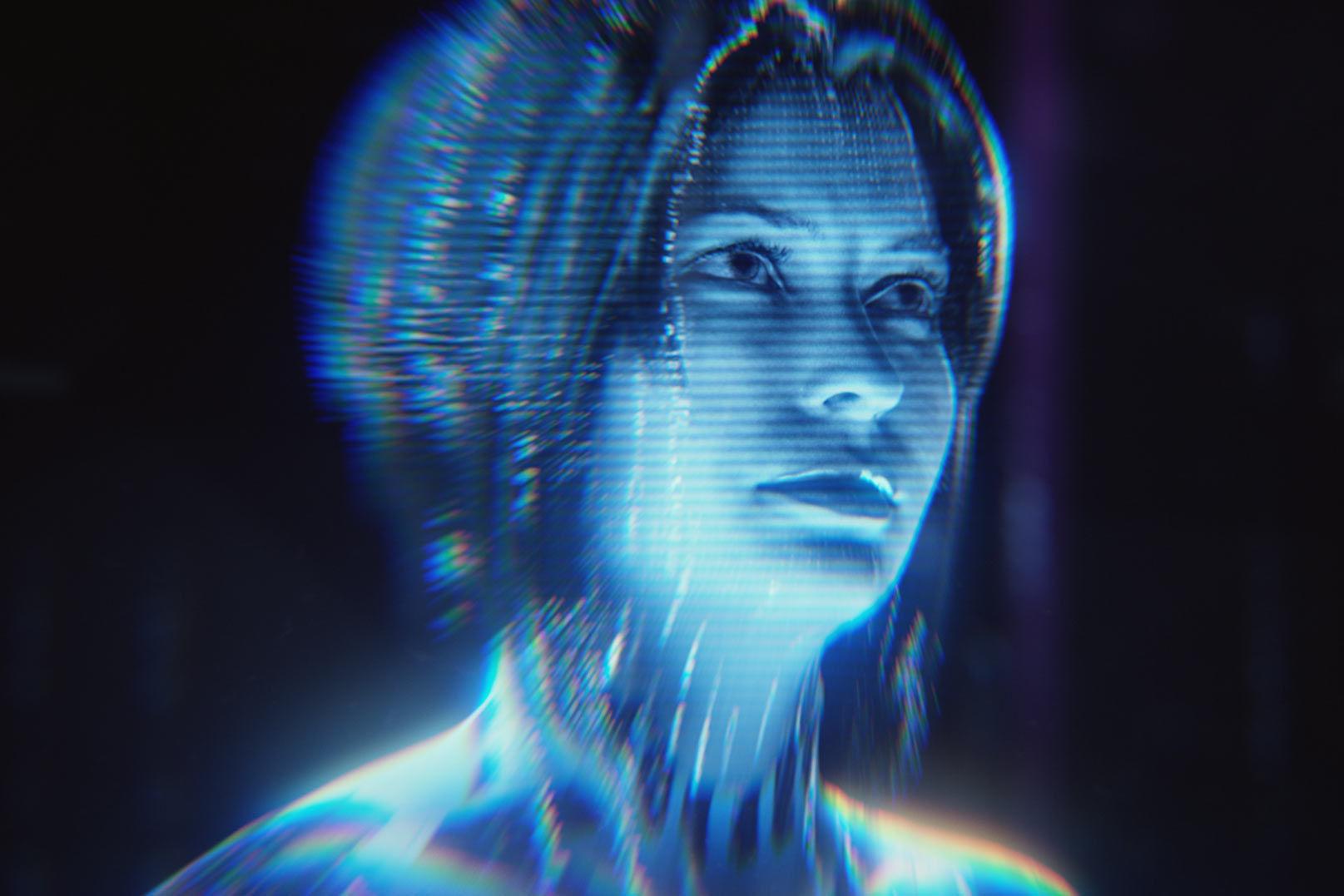 ¿Quién es Cortana?
