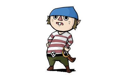¿En cuántos juegos ha aparecido Nico,  miembro de la tripulación del barco de Tetra?