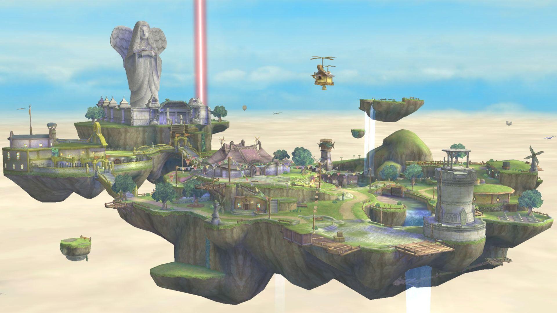 ¿A qué personaje de la saga se asemeja el padre de Zelda en TLOZ: Skyward Sword?