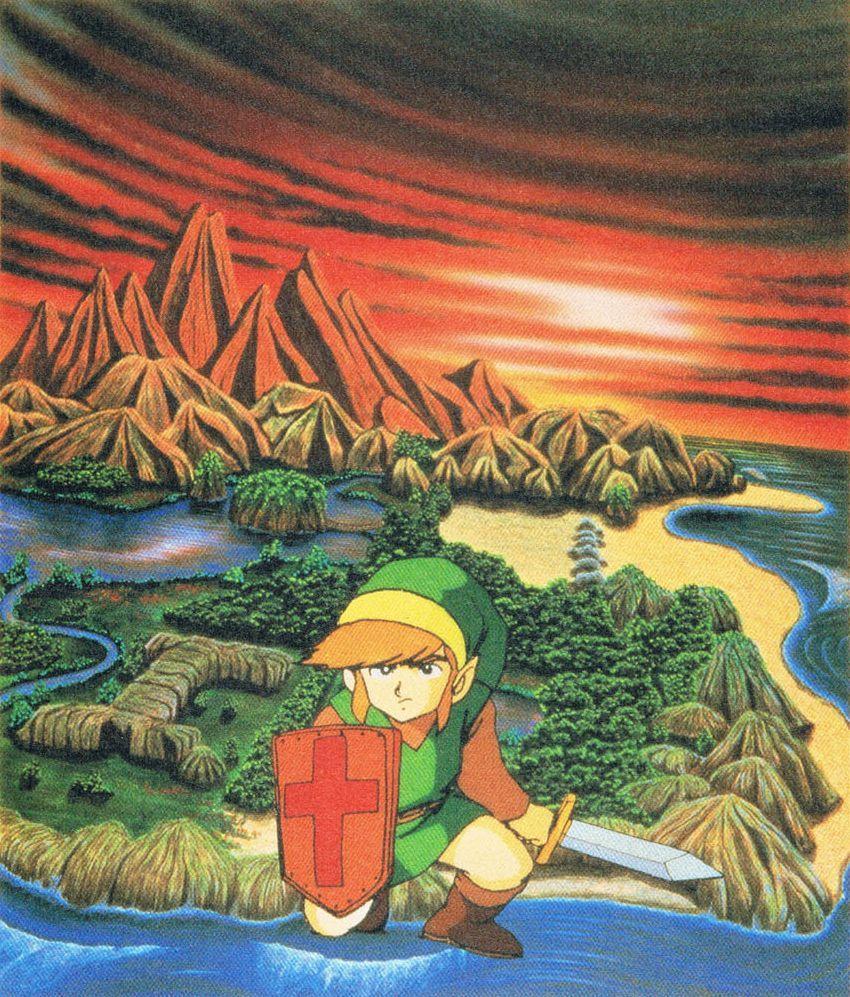 ¿Cuál es el nombre completo original del primer juego de The Legend of Zelda?