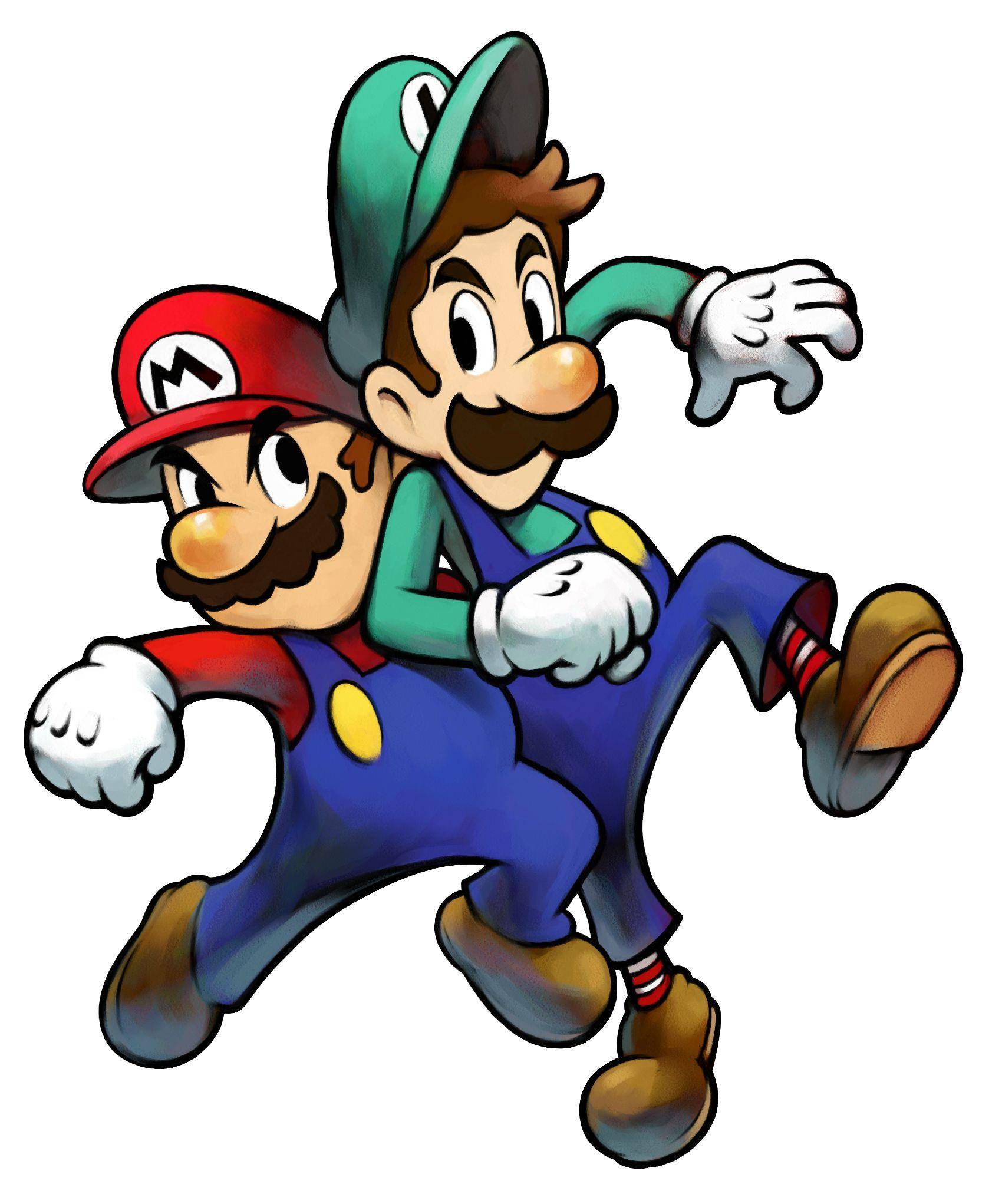 12026 - Solo para expertos de Mario & Luigi [RPG]