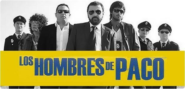 12116 - ¿Qué personaje de Los Hombres de Paco eres?