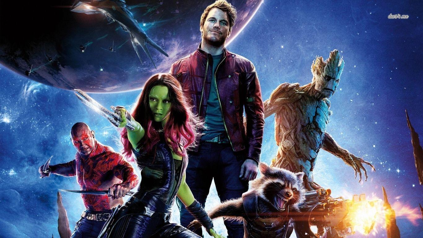12121 - ¿Podrías distinguir a estos personajes de Guardianes de la Galaxia? [PELÍCULA]
