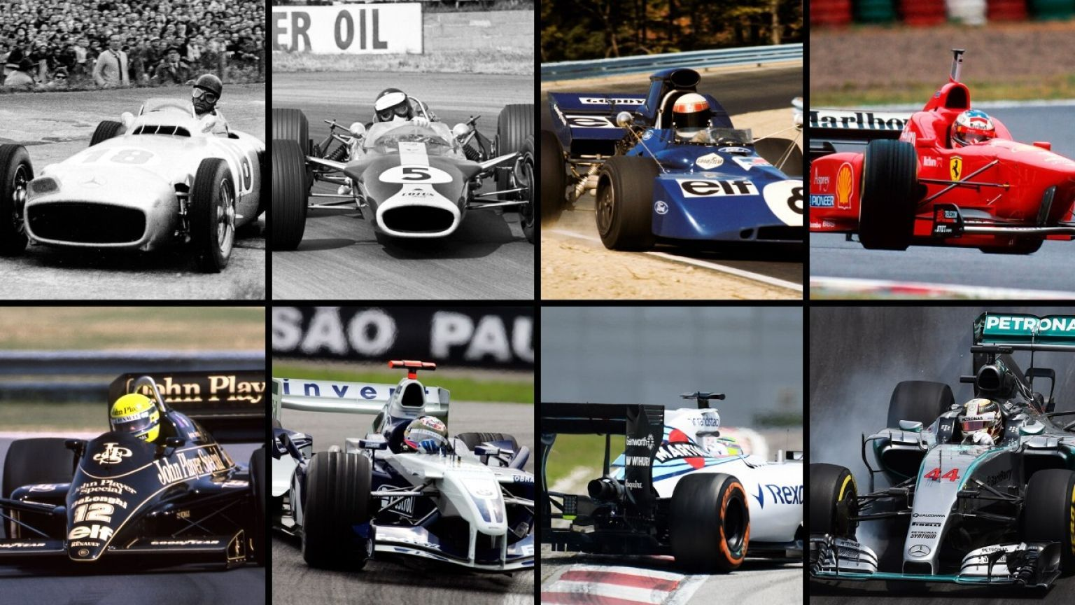 12152 - ¿Sigues la F1 desde hace años?