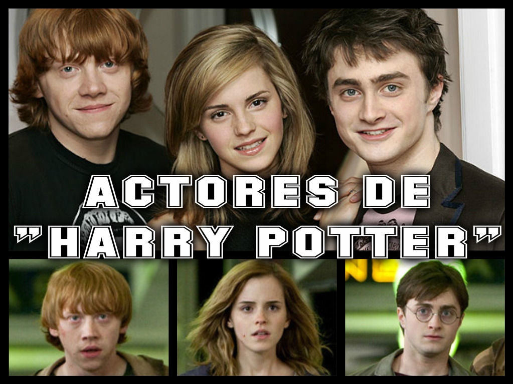 12161 - Si tan fan de Harry Potter eres, ¿conoces a todos los actores?