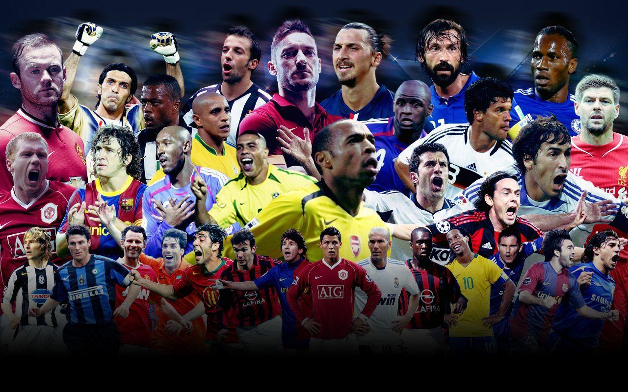 ¿Con cuál de los siguientes jugadores te identificas más?