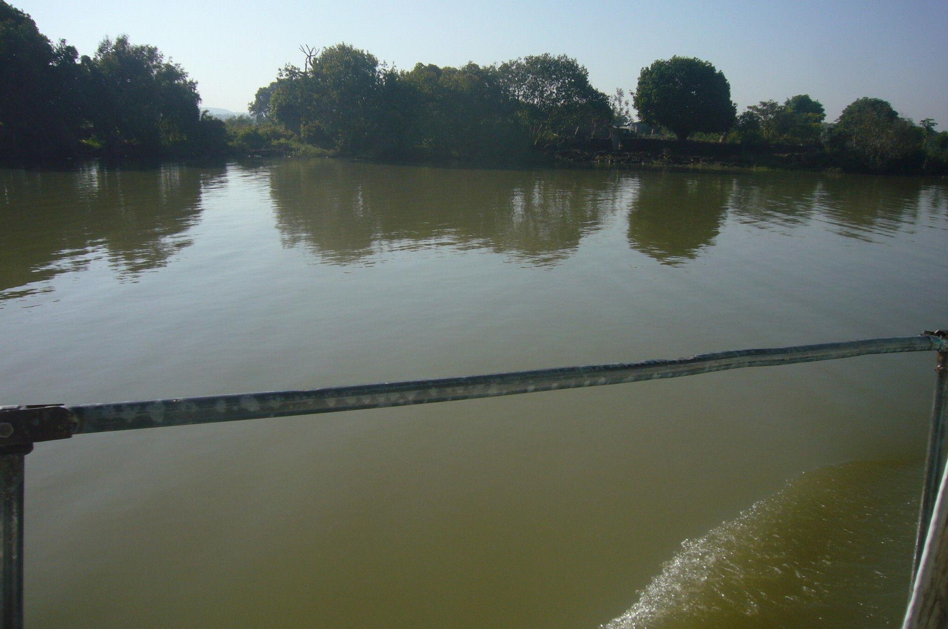 Vamos con los ríos, ¿qué río, de media, descarga más caudal de agua en el Mediterráneo?