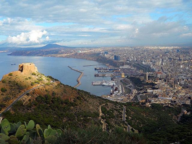 Pasamos a ciudades. ¿Cuál de las siguientes es una ciudad costera mediterránea?