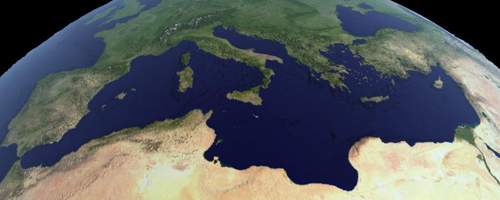 12274 - ¿Cuánto sabes de geografía del Mediterráneo? [AVANZADO]