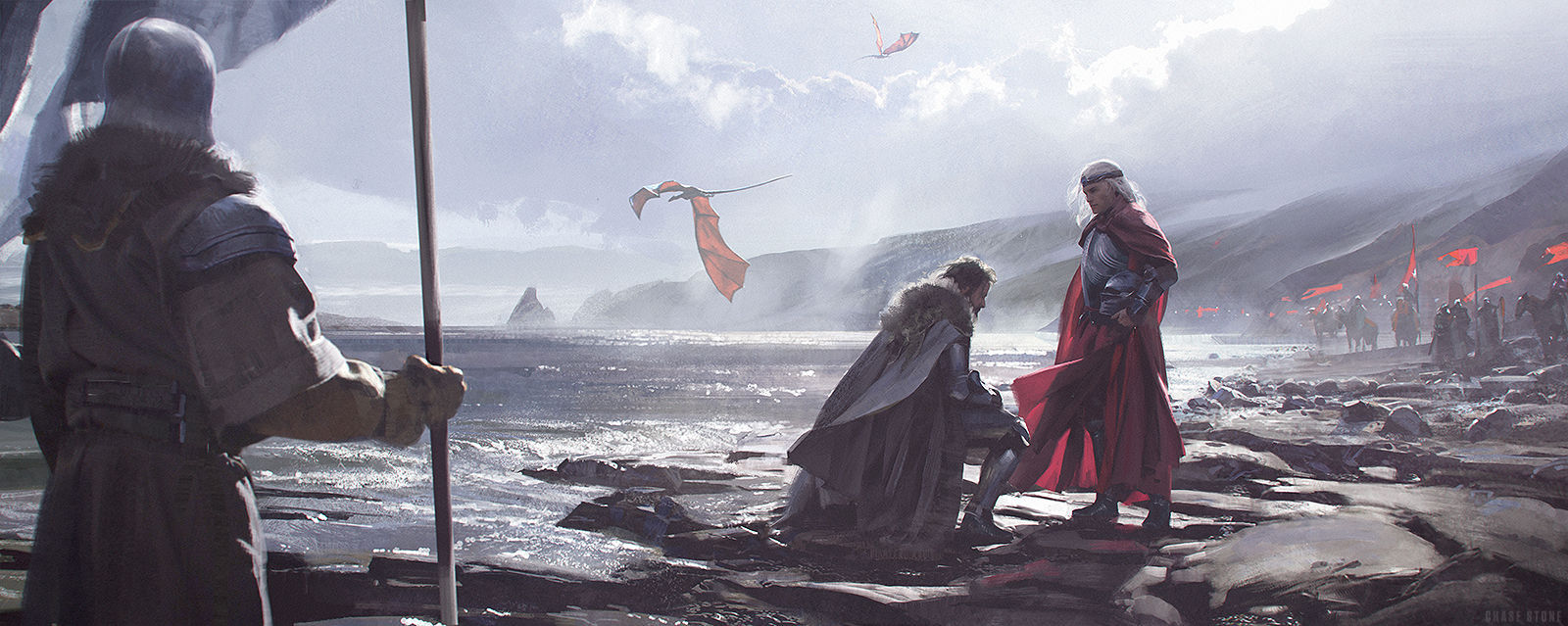 ¿Quién fue el último Rey Norte?