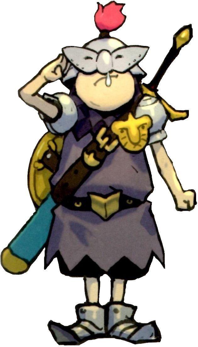 ¿Cómo se llama este personaje?
