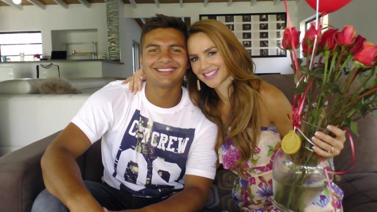 ¿Es el hijo o la pareja de Ximena Córdoba?