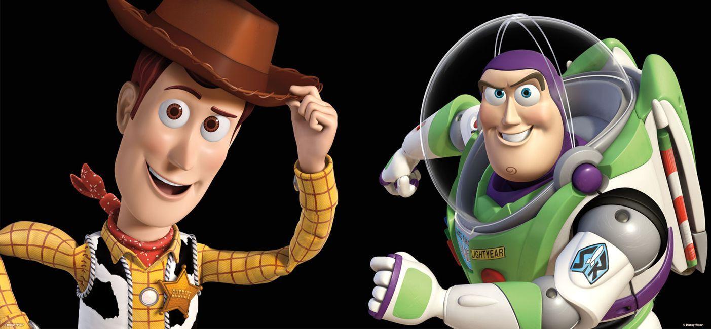 En Toy Story, Woody le dice a Buzz que hay un juguete atrapado detrás del mueble. ¿Qué hay en realidad?