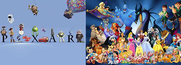12310 - ¿Cuánto sabes de las películas Disney y Pixar?