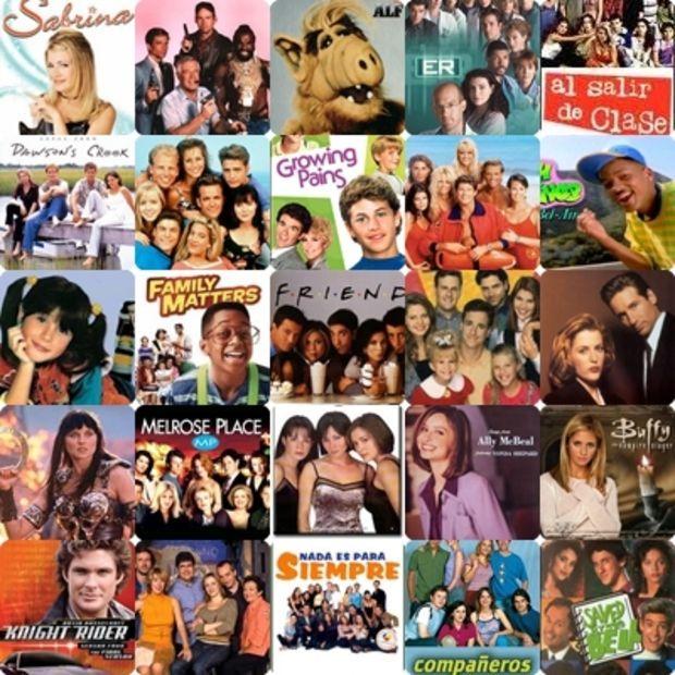 12259 - ¿Reconoces a estos personajes de series de los 90?