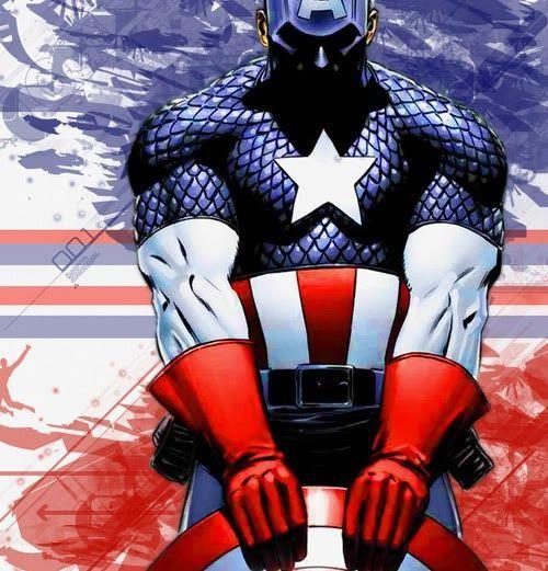 12333 - ¿Reconoces a estos personajes de Capitán América? (Cómics)