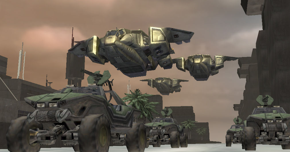 12200 - ¿Cuántos vehículos de Halo conoces?