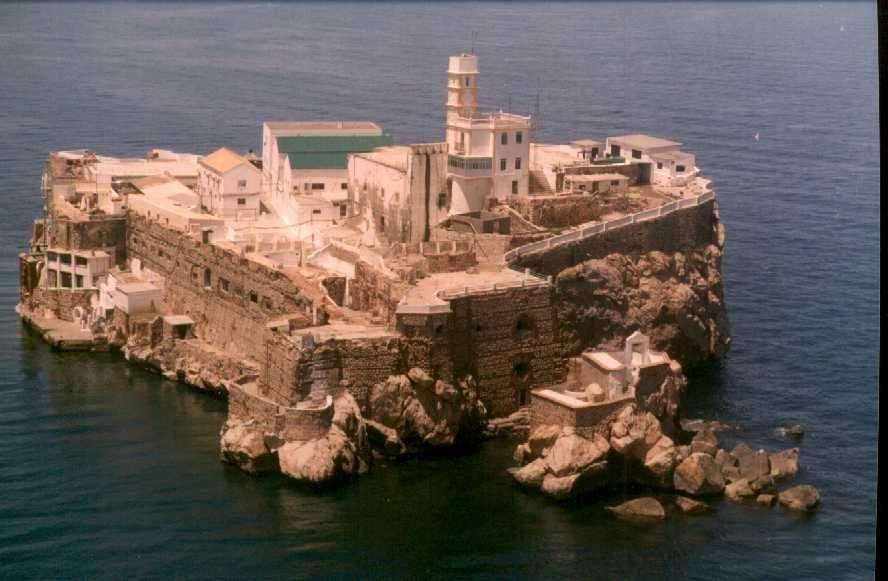 ¿Quienes son los habitantes de las Islas Alhucemas?