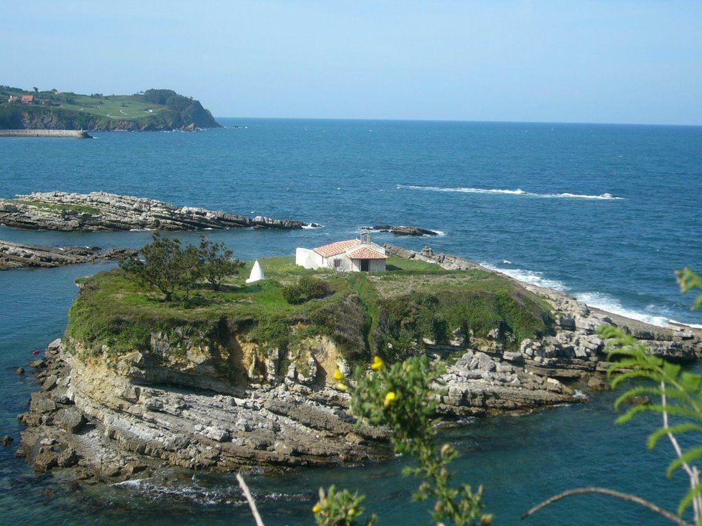 ¿Dónde está situada esta ermita en medio de la nada?